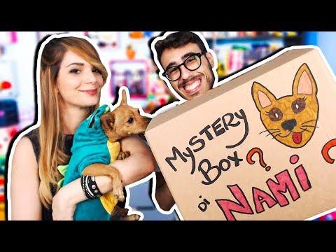 LA MYSTERY BOX DI NAMI!!