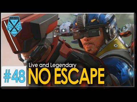 XCOM 2: Live and Legendary #48 - NO ESCAPE