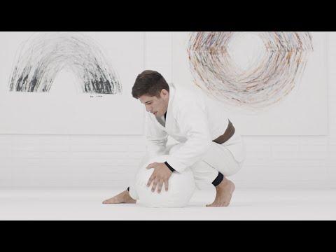 Mobility Drill Session on Medicine Ball by Tainan Dalpra | Art of Jiu Jitsu