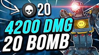 GETTING A 20 KILL 4200 DAMAGE WIN WITH PATHFINDER