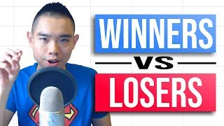 5 Things Winning Traders Do That Losers DON'T