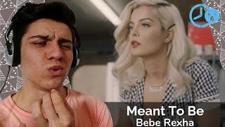 Bebe Rexha - Meant To Be (Feat. Florida Georgia Line) Reaction / Reação