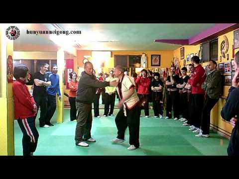 Maestro Chen Xiang en Wutan Talavera