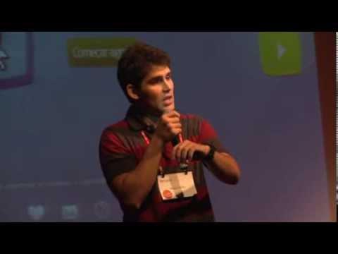 Q Mágico: Tiago Feijão at TEDxJardins