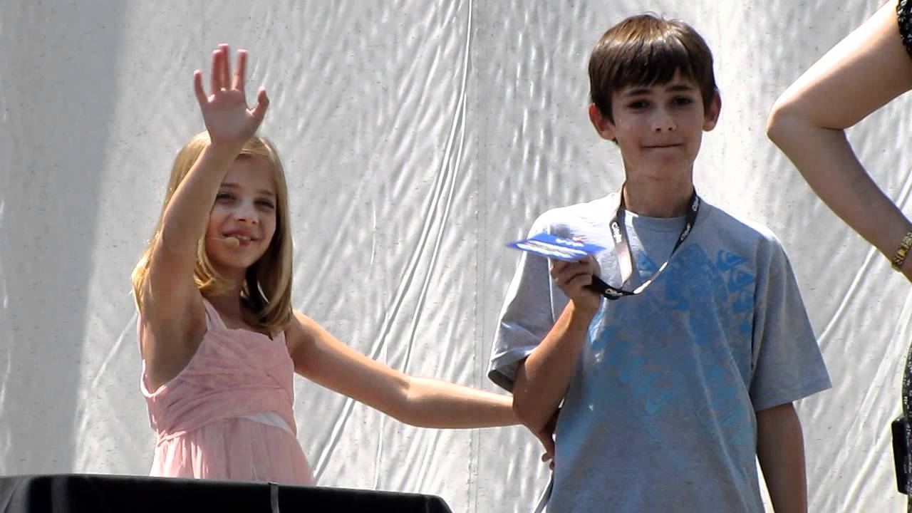 jackie evancho dances with brother jacob in toronto youtube