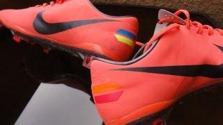 New Cristiano Ronaldo Boots: Nike Mercurial Vapor 8   Unboxing