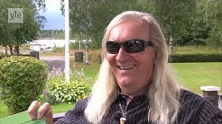 Neal Smith on vacation in Finland: Interview - Part 3/4