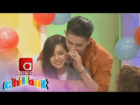 ASAP Chillout: Joao hugs Sue