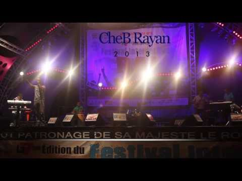 Cheb Rayan au festival international de Oujda [26/08/2013]