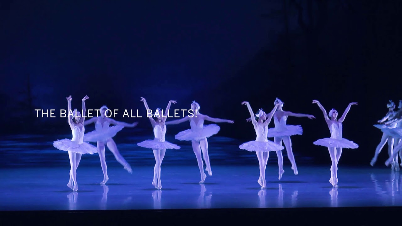 video: Semperoper Ballett Dresden - Swan Lake