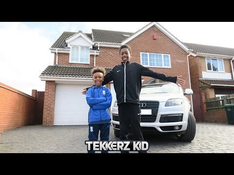 Tekkerz Kid NEW HOUSE TOUR!!!