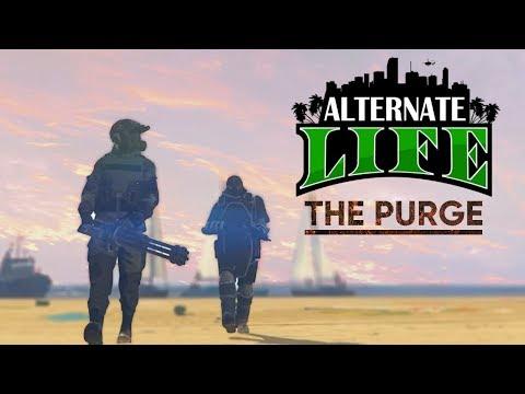 [Alternate Life] Purge Night - Alle Gestreamten Tode