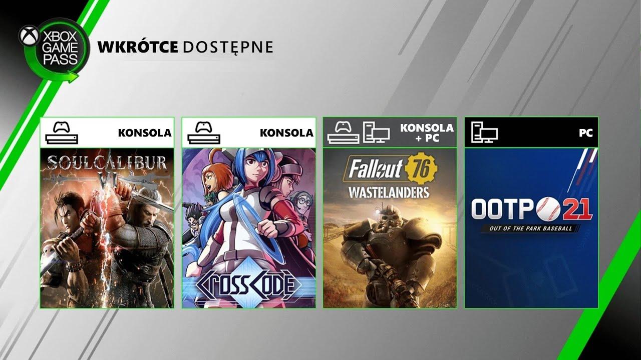 Xbox Game Pass - Lipiec 2020 | Xbox XY Extra