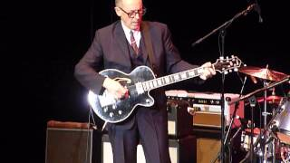 Andy Fairweather Low - Guitar Legends Tribute - Atkinson Southport - 7th Dec 2013