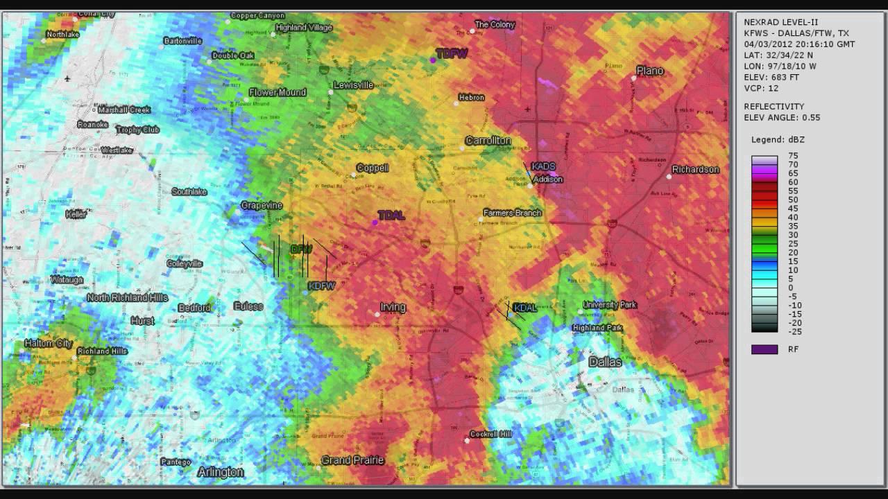 Channel 8 Weather Radar
