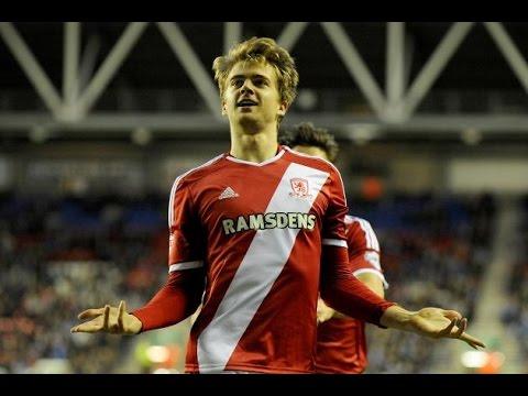 Patrick Bamford ● Middlesbrough ● Goals, Skills & Assists ● 2014/2015 HD