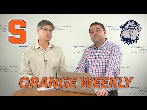 Orange Weekly: Syracuse vs. Georgetown and an early bowl game preview (video)