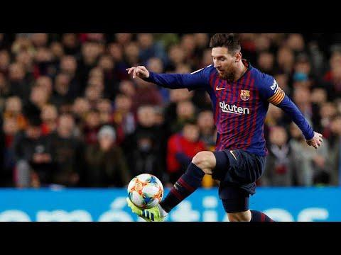 Las mejores jugadas de Messi en Cámara lenta ?