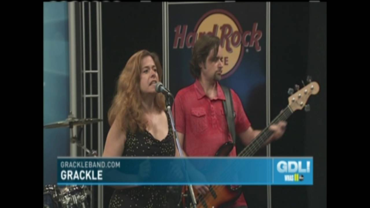 grackle winter garden great day live 2016 youtube