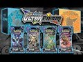 BRAND NEW POKEMON ULTRA PRISM POKEMON CARDS!
