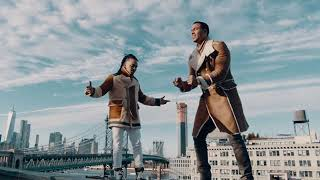Ozuna X Romeo Santos El Farsante Remix MP3 Free Download.mp3