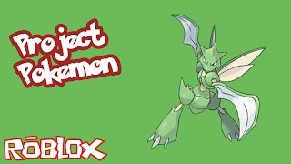 Roblox Project Pokemon: How to find Scyther!!