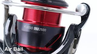 Daiwa Fuego LT video