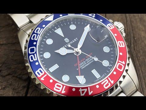 Steinhart 39mm GMT