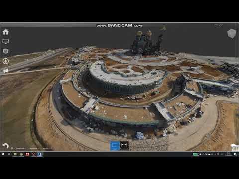 Создание цифровой модели рельефа