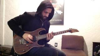 Britney Spears - (You Drive Me) Crazy (Guitar solo cover)