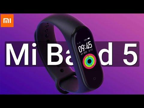 Xiaomi Mi Band 5 - ДАТА АНОНСА и характеристики