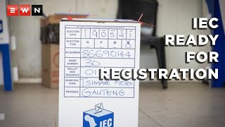 The Electoral Commission's chief electoral officer Sy Mamabolo assured South Africans on 16 September 2021 that the commission was ready for the voter registration weekend, and that whether vaccinated or not, all South Africans still had the right to vote.  #IEC #MunicipalElecetion #VoterRegistration