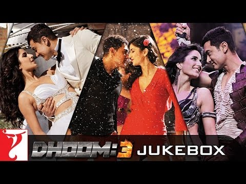 DHOOM:3 Audio Jukebox | Full Songs | Aamir Khan | Abhishek Bachchan | Katrina Kaif | Uday Chopra