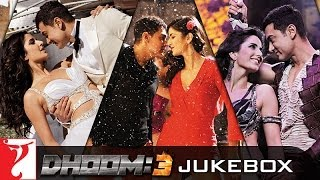 DHOOM:3 - Audio Jukebox | Aamir Khan | Abhishek Bachchan | Katrina Kaif | Uday Chopra