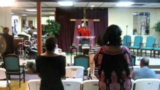 WOV 2011Ladies Conference Worship-First Lady Andrastea Griffin