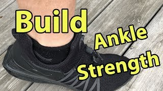 Build Ankle Strength For Basketball Players