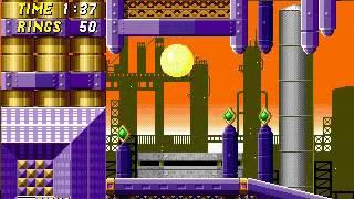 Sonic The Hedgehog 2 (Genesis) - Longplay