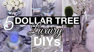 FANTASTIC DOLLAR TREE DIYS| HΟW TO MAKE HIGH END Decor With DOLLAR TREE ITEMS!