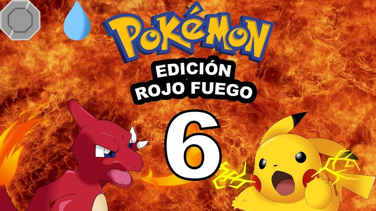 Pok mon rojo fuego 6 crucero de raros youtube for Gimnasio 8 pokemon rojo fuego