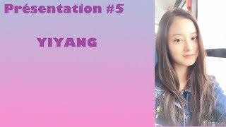 PRESENTATION: Yiyang