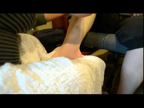Belava Pedicure on Miss Tayla