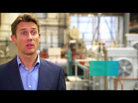 Siemens presents: The first 1,100 kV HVDC Transformer