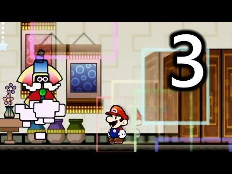 Super Paper Mario - Part 3: The Ancient Secrets of Dimensional Flipping