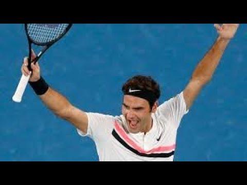 Roger Federer vs Marin Cilic 2018 Final Abierto Australia