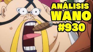 ¡EL BAILE DE QUEEN! - Análisis One Piece #930