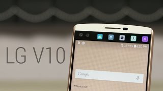 LG V10 Hands On Impressions!