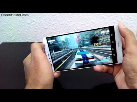 Huawei Ascend Mate 7 Gaming Performance