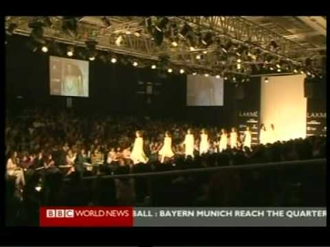 BBC Interview with Colin Mcdowell & Christopher Kane at LFW SR '10