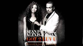 Sean Paul feat. Alexis Jordan - Got 2 Luv U (Micon Quint bootleg)