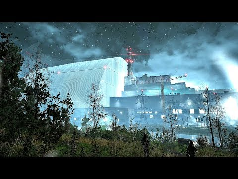 Inside CHERNOBYL Nuclear Reactor (Chernobylite Gameplay)